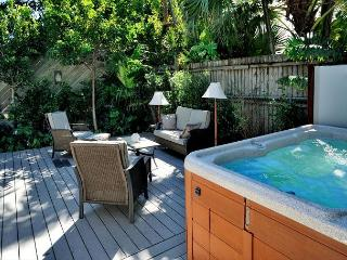 Lennon's Lodge - Luxury Vacation Home - Private Hot Tub - 1 Block To Duval St - Key West vacation rentals