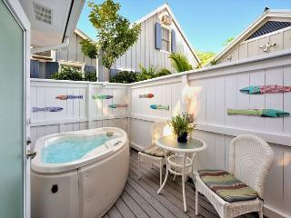 Starr Suite- Luxury Cottage - Private Hot Tub - Half Block to Duval St! - Key West vacation rentals