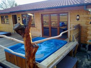 Honey Lodge - Log burner, Hot tub & Tree House - Blean vacation rentals