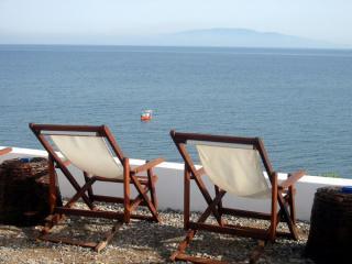 terrace-view - Almyra studios - apartments - Santorini - rentals