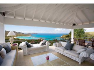 View - Villa Sunrise a taste of the exclusive in St Barth - Saint Jean - rentals
