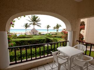 2br Beachfront condo Xaman-ha 7011 - Playa del Carmen vacation rentals