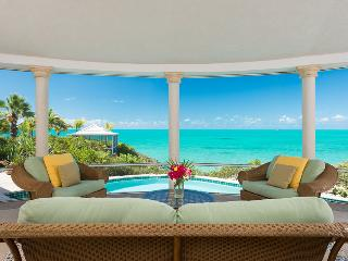 South Seas: 4 acres of beauty, privacy and luxury - Providenciales vacation rentals