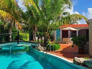 L'Embellie Villa - Secluded villa with cottage on an acre of lush gardens & freshwater pool - Forest Bay vacation rentals