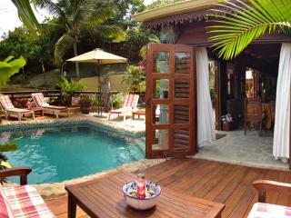 Secluded Celebrity Villa Golf course, Ocean views. - Cap Estate, Gros Islet vacation rentals