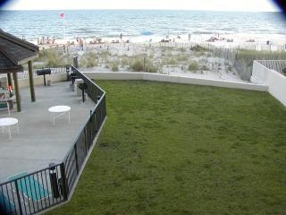 View from front balcony - First Floor Beach Condo, Orange Beach, AL 36561 - Orange Beach - rentals