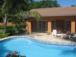 back_pool.JPG - 4 Bedroom 3 Bathroom - Cabarete - rentals
