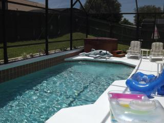 Private Pool, Hot tub relax and enjoy in the sun - Orlando vacation rentals