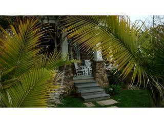 Front Entry, Main House - Beach/Race Vacation Rental- SOLANA BEACH - Solana Beach - rentals