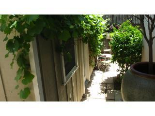 Stairs to Entry - Cottage by the Sea - 60 yds to Oceans Edge - Solana Beach - rentals