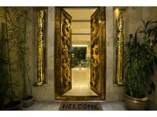 Entrance to the suite on ground floor level - Bali Lotus Suite - Seminyak - rentals