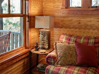 New Cabin Luxurious Amenities Village/Cheshire - Black Mountain vacation rentals