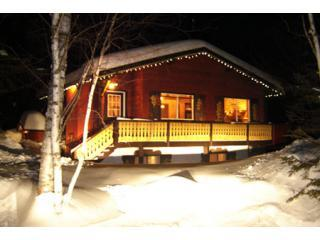 Cottage #487 with outdoor spa, lake & beach access - Mont Tremblant vacation rentals