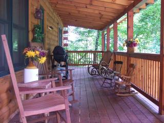 3 bedroom Cabin with Deck in Maggie Valley - Maggie Valley vacation rentals