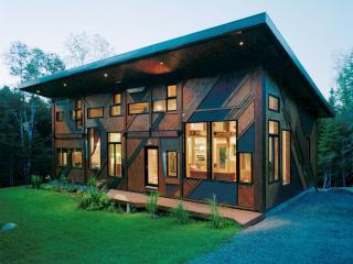 Chalet Sculptural - Amazing Sculptural Cottage Val-David, Quebec - Val David - rentals