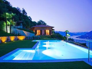 Superb villa with pool and sweeping lake views! - Stresa vacation rentals