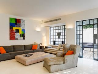 Beautifully Designed 3 Bedroom House in Neve Zedek - Tel Aviv vacation rentals