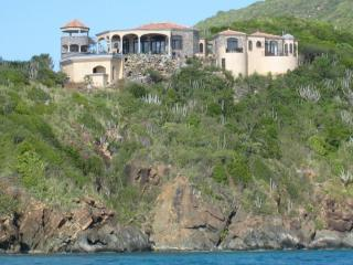 Waterfront - Kaleidoscope Villa Ocean-front 4 Bedroom Villa - Cruz Bay - rentals
