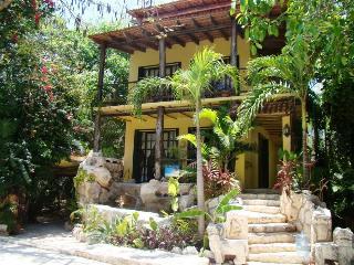 CASA SOMBRA VERDE - unique Mexican style villa! - Playa del Carmen vacation rentals