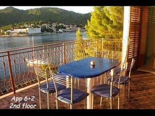2308 A2(6+2) - Brna - Brna vacation rentals