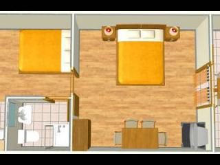 002A13TUCE  A5(2+2) - Tucepi - Tucepi vacation rentals