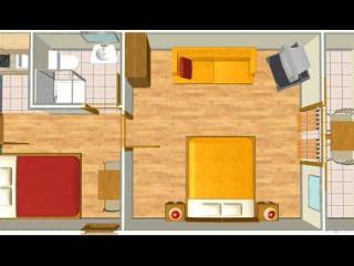 002A13TUCE  A4(2+2) - Tucepi - Tucepi vacation rentals
