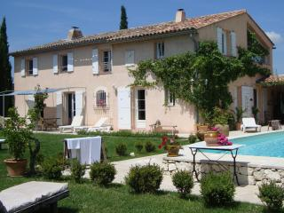 The Charm of Aix en Provence: Mas Bel Azur- Beautiful 9 Bedroom Villa - Montjustin vacation rentals
