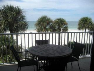 Balcony - Sand Castle II -  HAS IT ALL!!!!!!!!! - Indian Shores - rentals