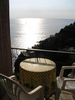 Comfortable 1 bedroom House in Riomaggiore with Central Heating - Riomaggiore vacation rentals