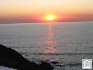 Spectacular Sunset Views  from Patio - LUXURY OCEANFRONT CONDO,  FABULOUS SUNSETS, 4 unit - Dana Point - rentals