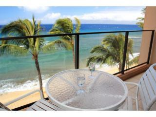 Mahana at Kaanapali Oceanfront Studio- Best Views! - Kaanapali vacation rentals