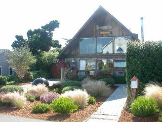 WHALESONG: Ocean Views Overlooking Trinidad Bay & Pacific, Beautiful Gardens - Arcata vacation rentals