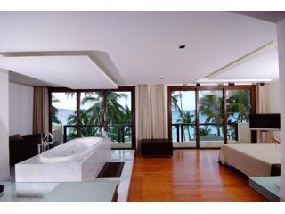 Luxurious Private Beachfront Villa with Jacuzzi - Malay vacation rentals