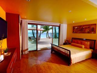 Beachfront 3-Bedroom Villa with Staff & Breakfast - Boracay vacation rentals
