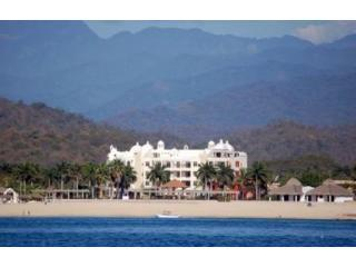 Sueno del Mar as Viewed from the Pacific and Beach - Oceanfront Luxury Condo - Close to Everything! - Huatulco - rentals