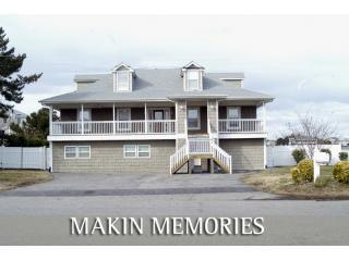 Front View - 3 stories - Makin Memories! Sleeps up to 32...Sandbridge Beach - Virginia Beach - rentals