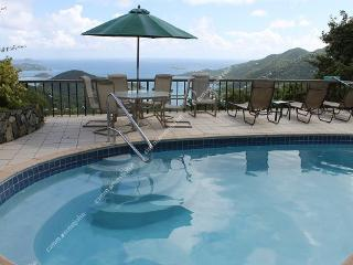 Satinwood: private, breezy eco-villa with an amazing View! - Coral Bay vacation rentals