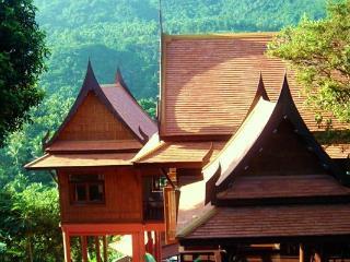 Villa 11 - Authentic Thai House (2 BR Option) - Mae Nam vacation rentals