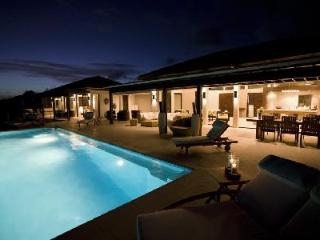 Triton-Kamique Villa offers Secluded Cove with Reef & Full staff - Little Harbour vacation rentals