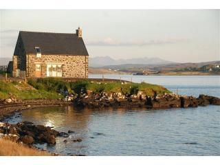 Boathouse at lochside - Kingsburgh Boathouse, Portree - Isle of Skye - rentals