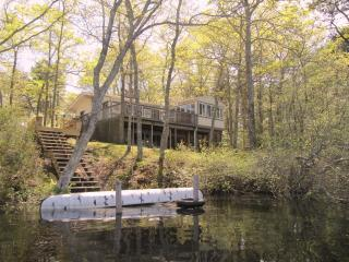 House on Picture Lake - 4 BR House on Beautiful Picture Lake on Cape Cod - Pocasset - rentals