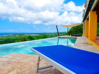 Vieques vacation studio W pool Ocean vIew and Spa - Vieques vacation rentals