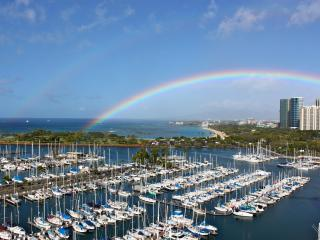 Penthouse Paradise stay in a work of Art! - Honolulu vacation rentals