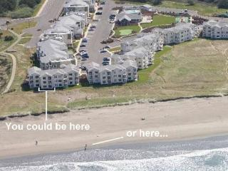 #813 - Prime Oceanfront Bldg 8 Ground Floor Beach Walk Out - Westport vacation rentals