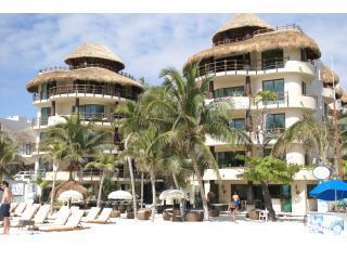 El Taj Oceanfront, Beautiful Large Ocean view 1 BR - Playa del Carmen vacation rentals
