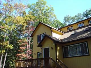 Spacious 4 bdr w/Sauna, Pool table, Wi-Fi &Roku TV - Dingmans Ferry vacation rentals