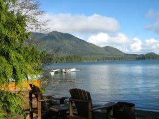 2 bedroom House with Waterfront in Tofino - Tofino vacation rentals