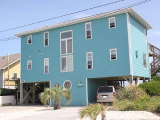 Nice House with Deck and Internet Access - Emerald Isle vacation rentals