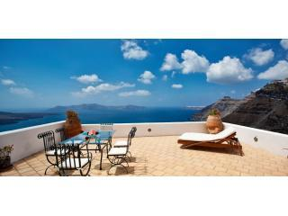 Luxury Villa at Fira with stunning sea views - Fira vacation rentals