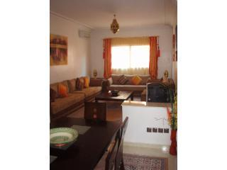 Lounge/dining room - Luxurious and Spacious Marrakech Apartment - Marrakech - rentals